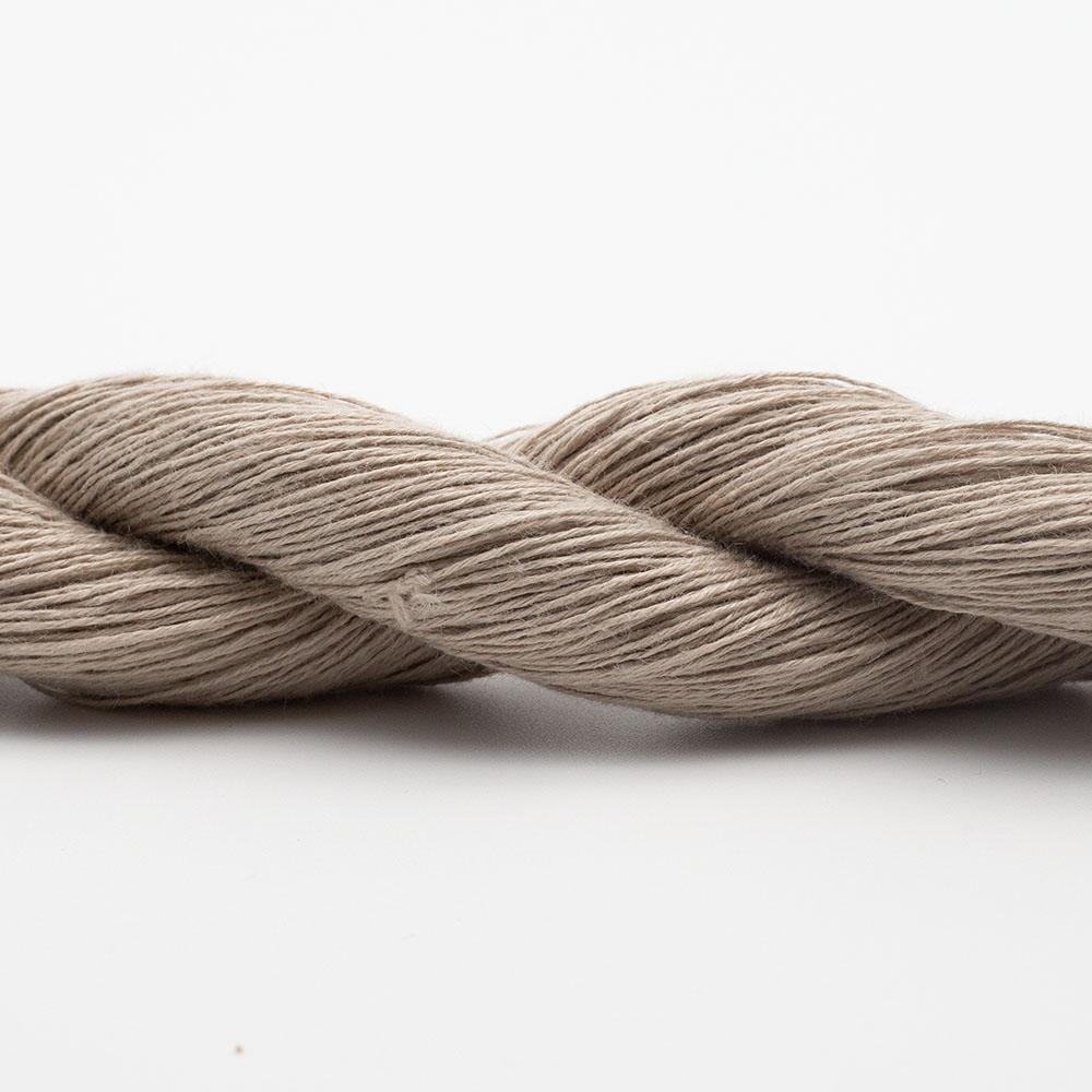 Karen Noe Design Linen beauty Silbergrau
