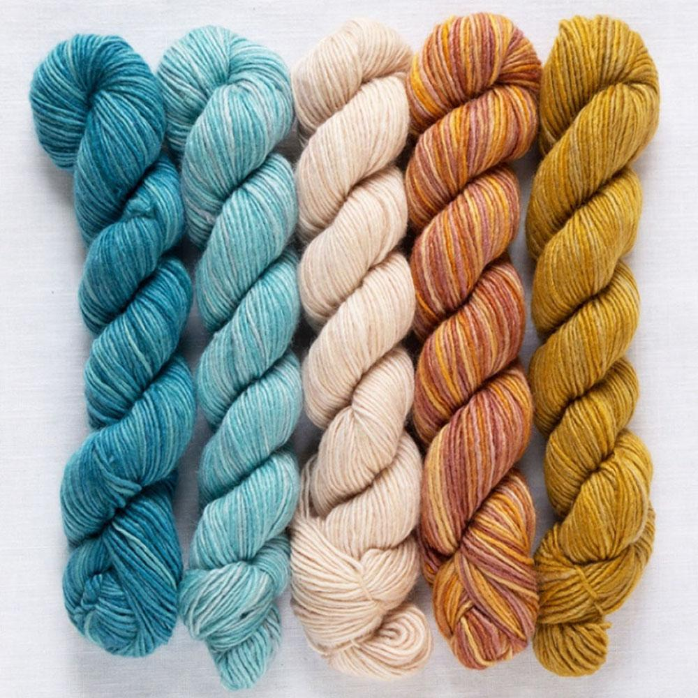 Manos del Uruguay Silk Blend Fino minis Phoebe