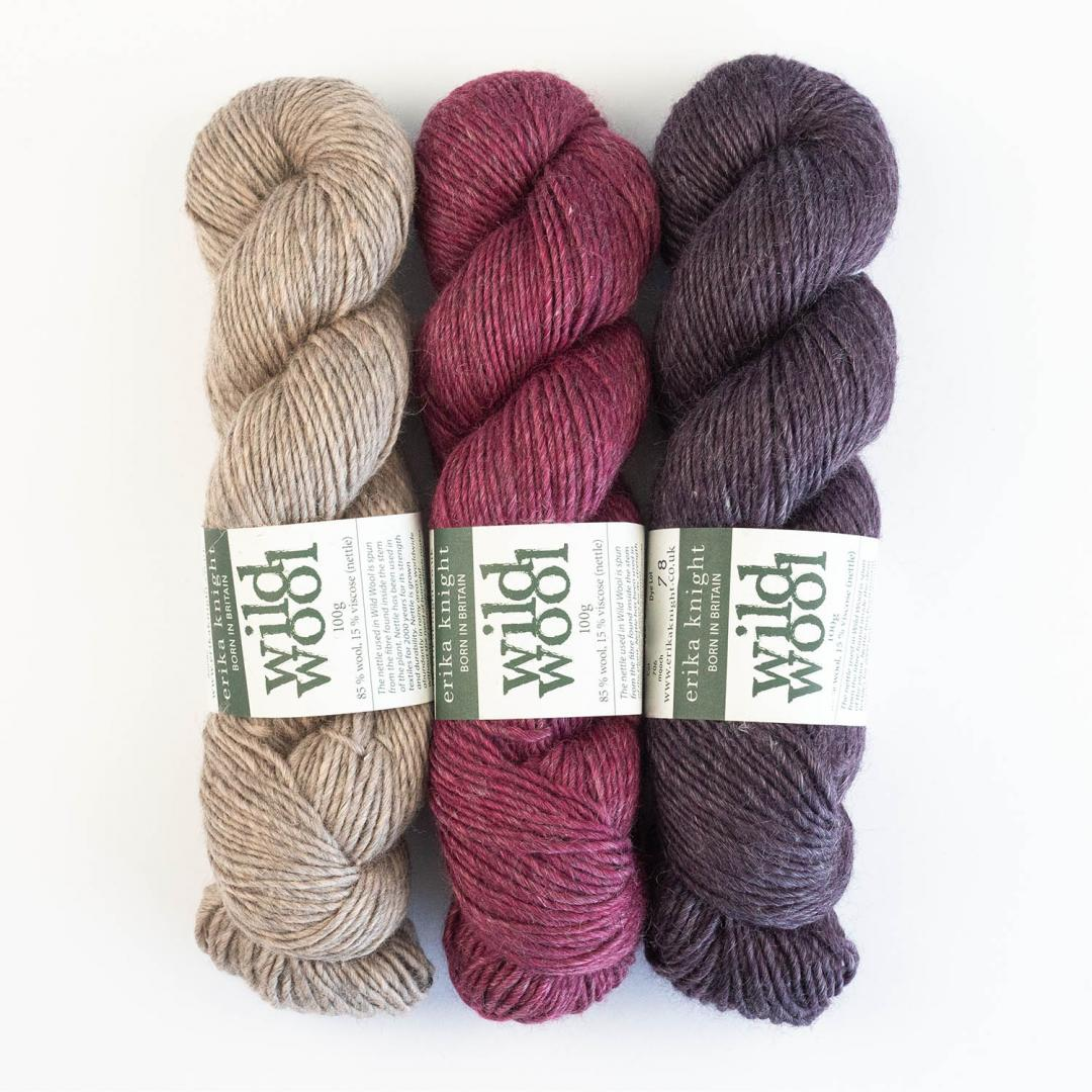 Erika Knight Wild Wool