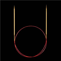 Addi Aiguilles circulaires 755-7 et 714-7 extra longues 2,5mm_60cm