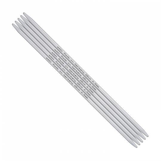 Addi Double Pointed Needles Aluminium 201-7