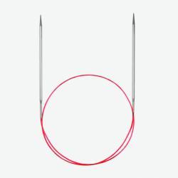Addi Aiguilles circulaires 775-7 et 715, pointes extra longues special dentelle,  5mm_80 cm