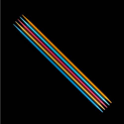 Addi Colibri Sock Needles double point 204-7 5mm_20cm