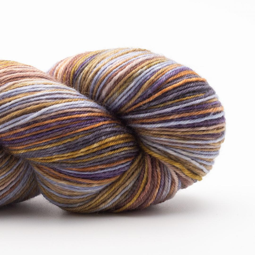 Kremke Soul Wool Lazy Lion laine à chaussettes Highlands