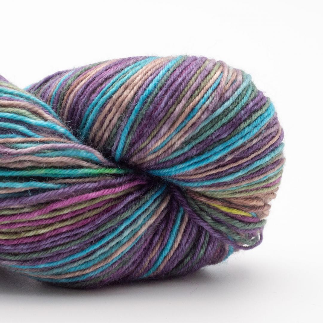 Kremke Soul Wool Lazy Lion laine à chaussettes Venetian Glass