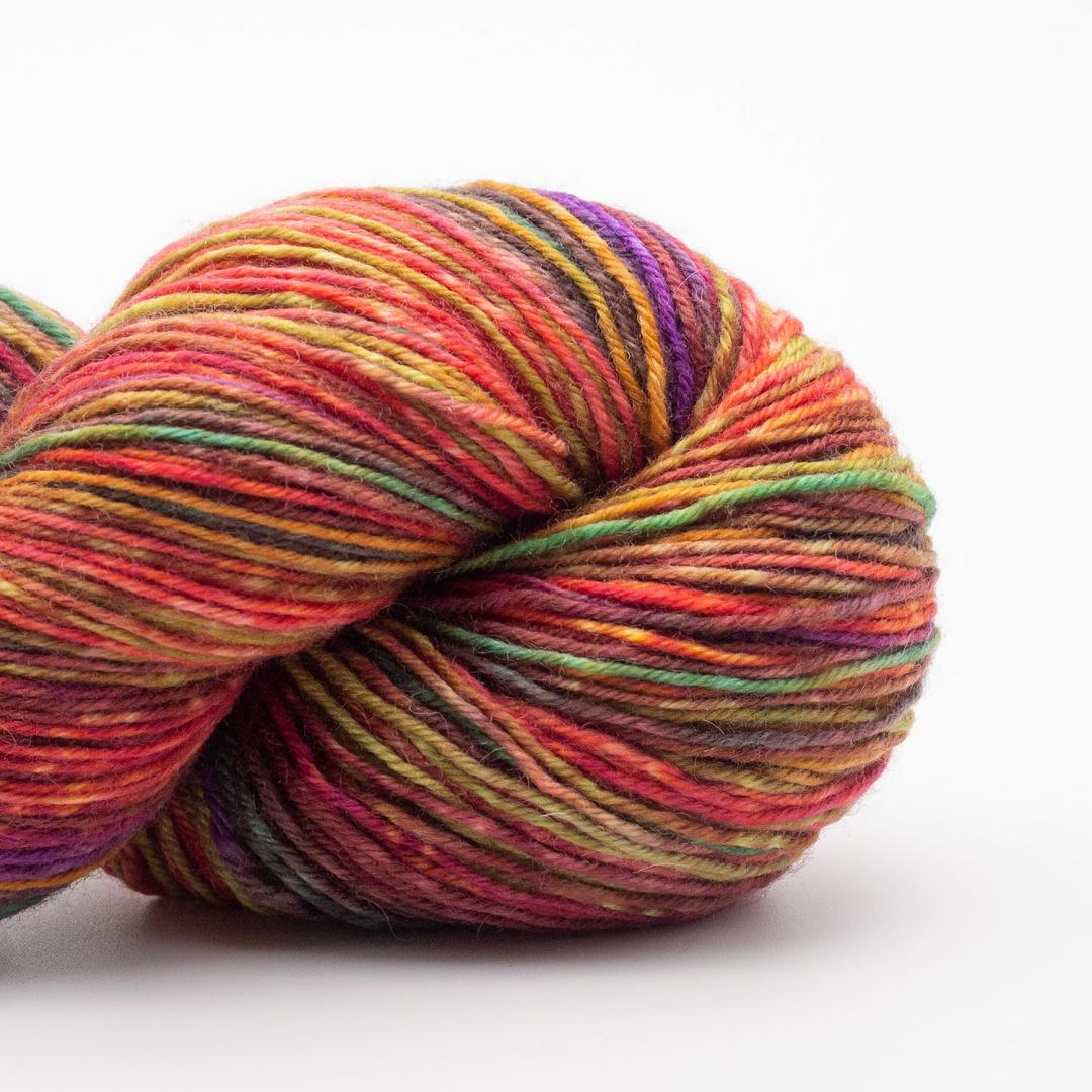 Kremke Soul Wool Lazy Lion laine à chaussettes Brittas Favourite