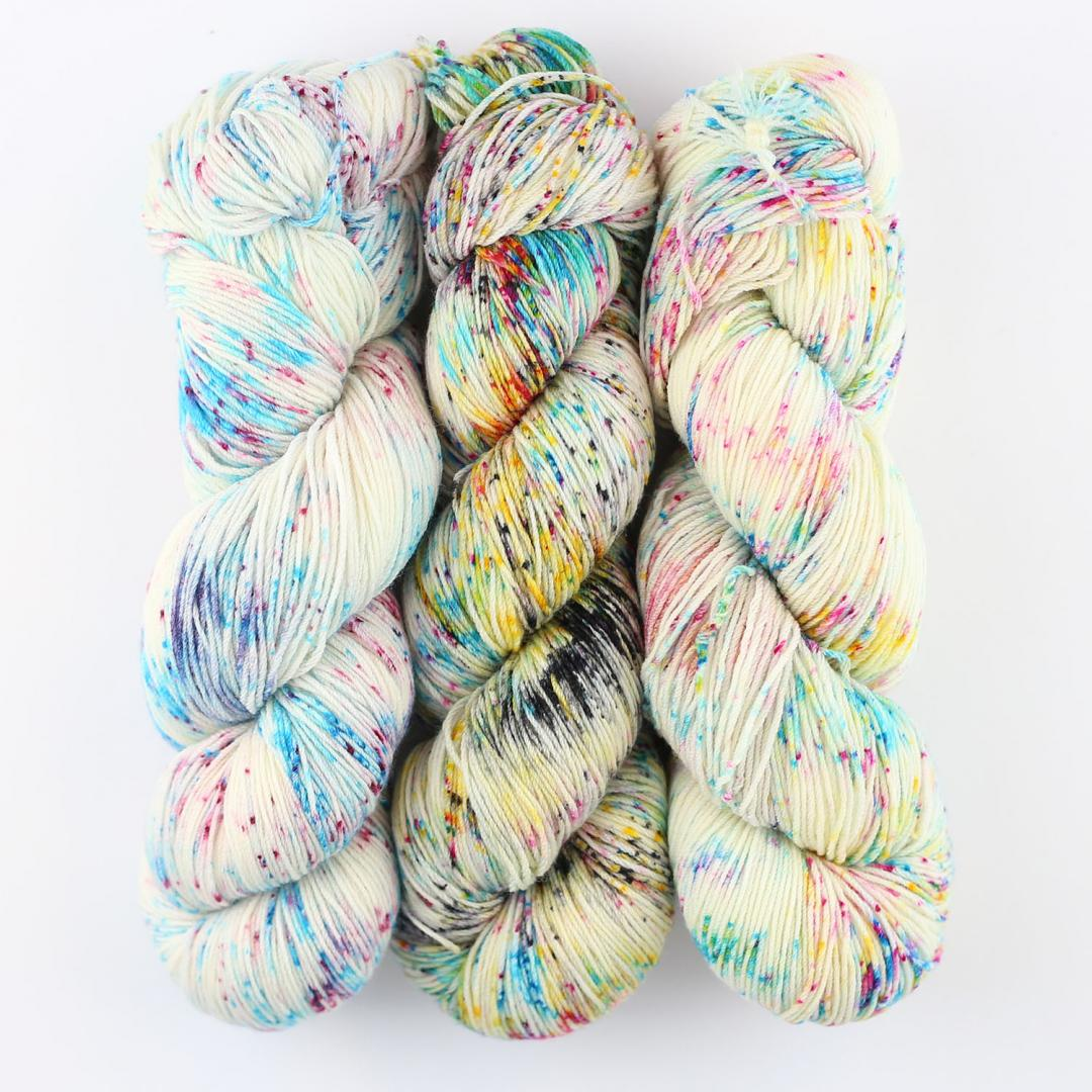 Kremke Soul Wool Lazy Lion laine à chaussettes  Indian Summer