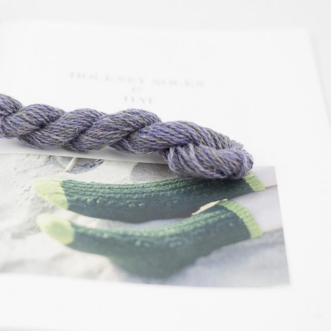 BC Garn Chaussettes Hockney Light Purple