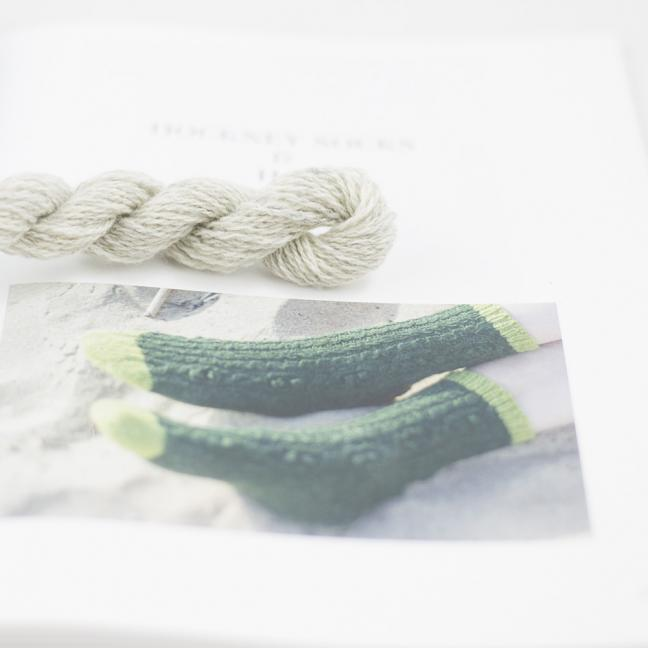 BC Garn Chaussettes Hockney Natural