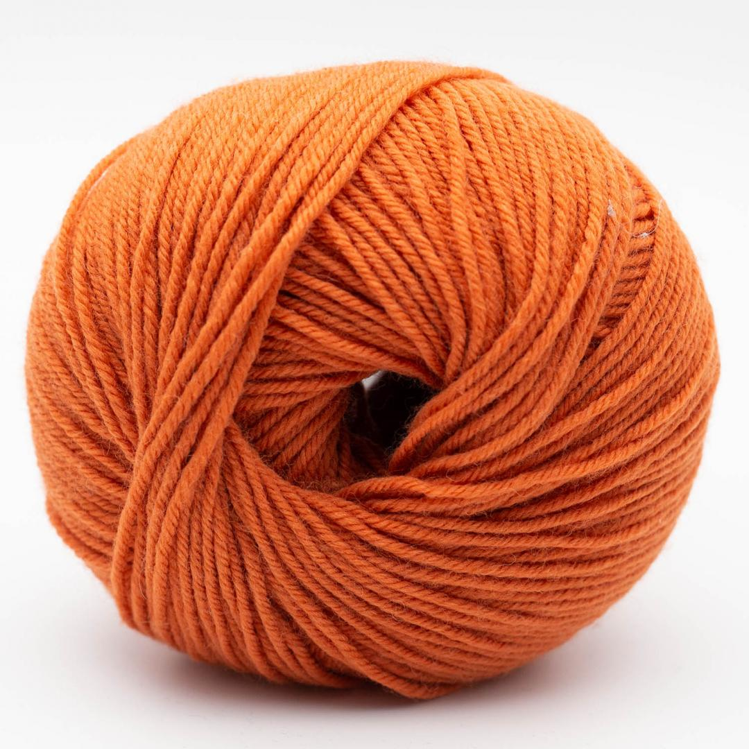 Kremke Soul Wool Bébé Soft Wash Burnt Orange
