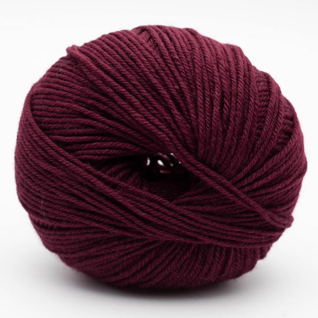 Kremke Soul Wool Bébé Soft Wash Bordeaux