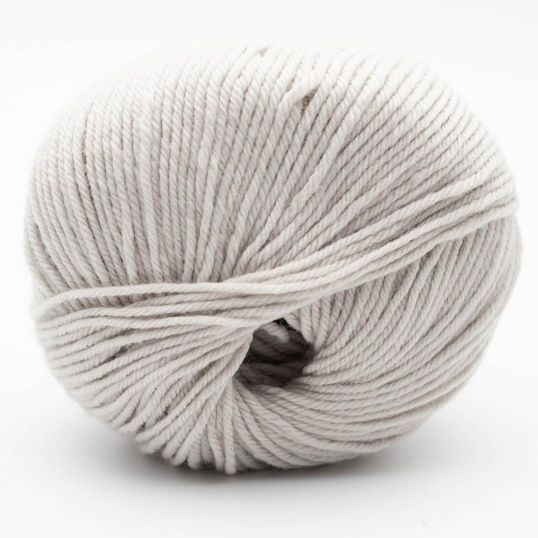 Kremke Soul Wool Bébé Soft Wash Pale Grey