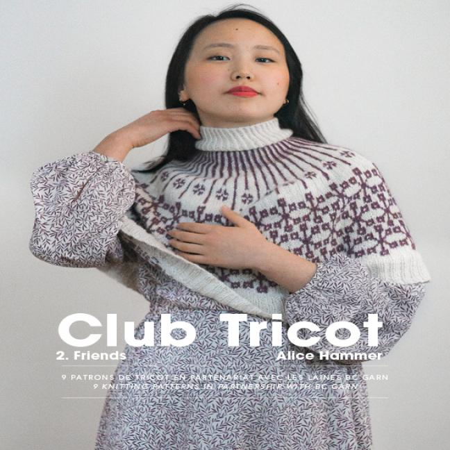 div. Buchverlage Alice Hammer: Club Tricot 2 French and English