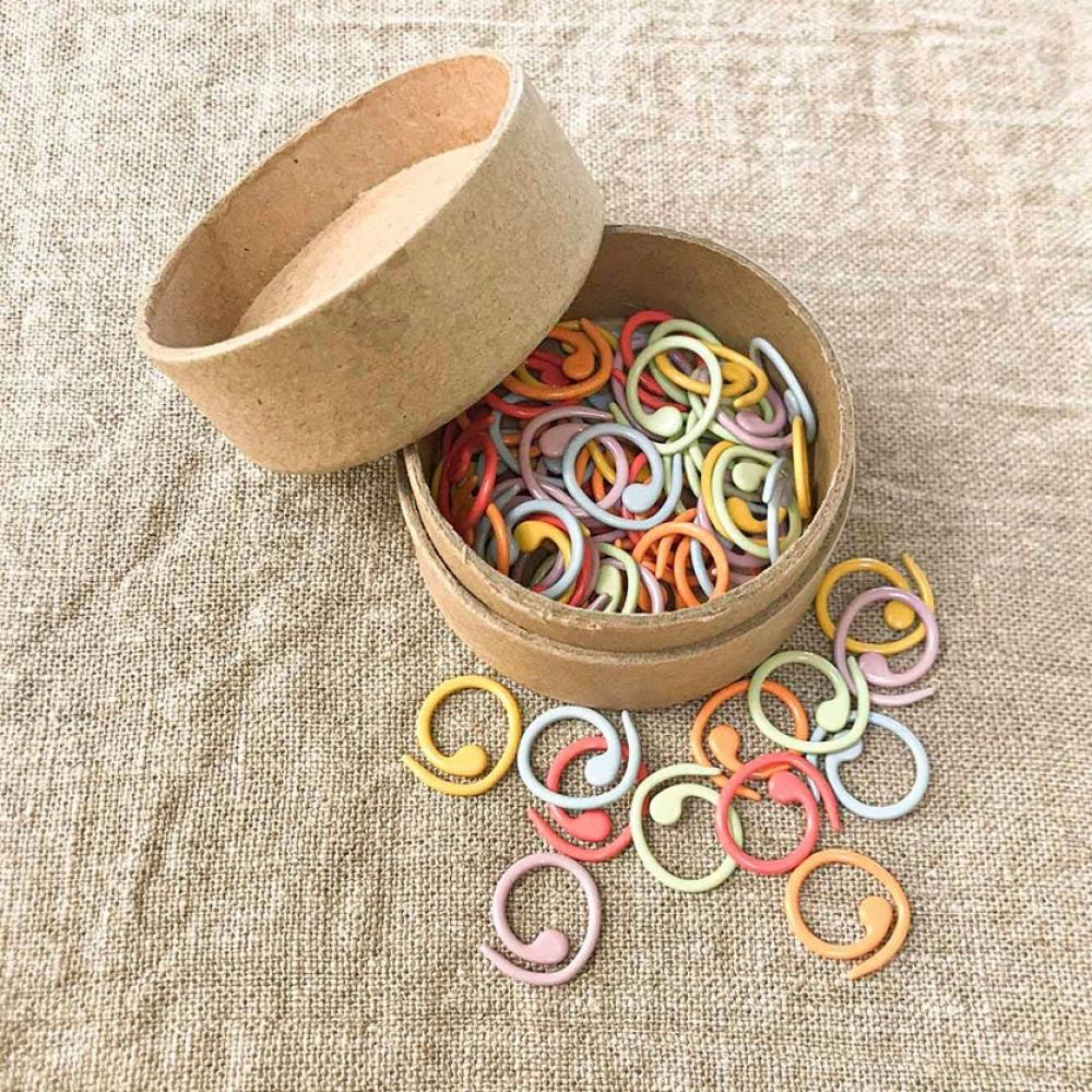 CocoKnits Colored Split Ring Markers