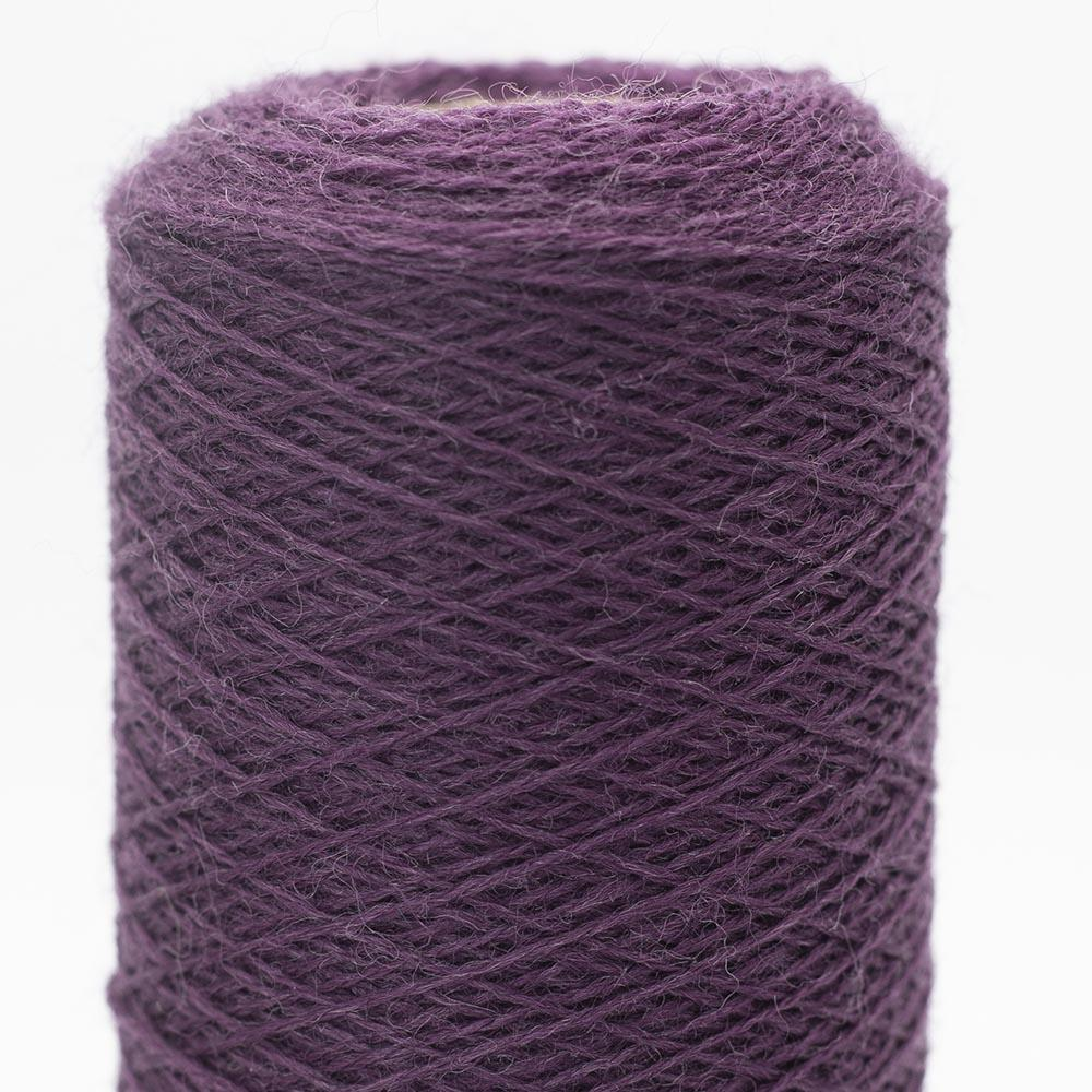 Kremke Soul Wool Merino Cobweb lace Grape
