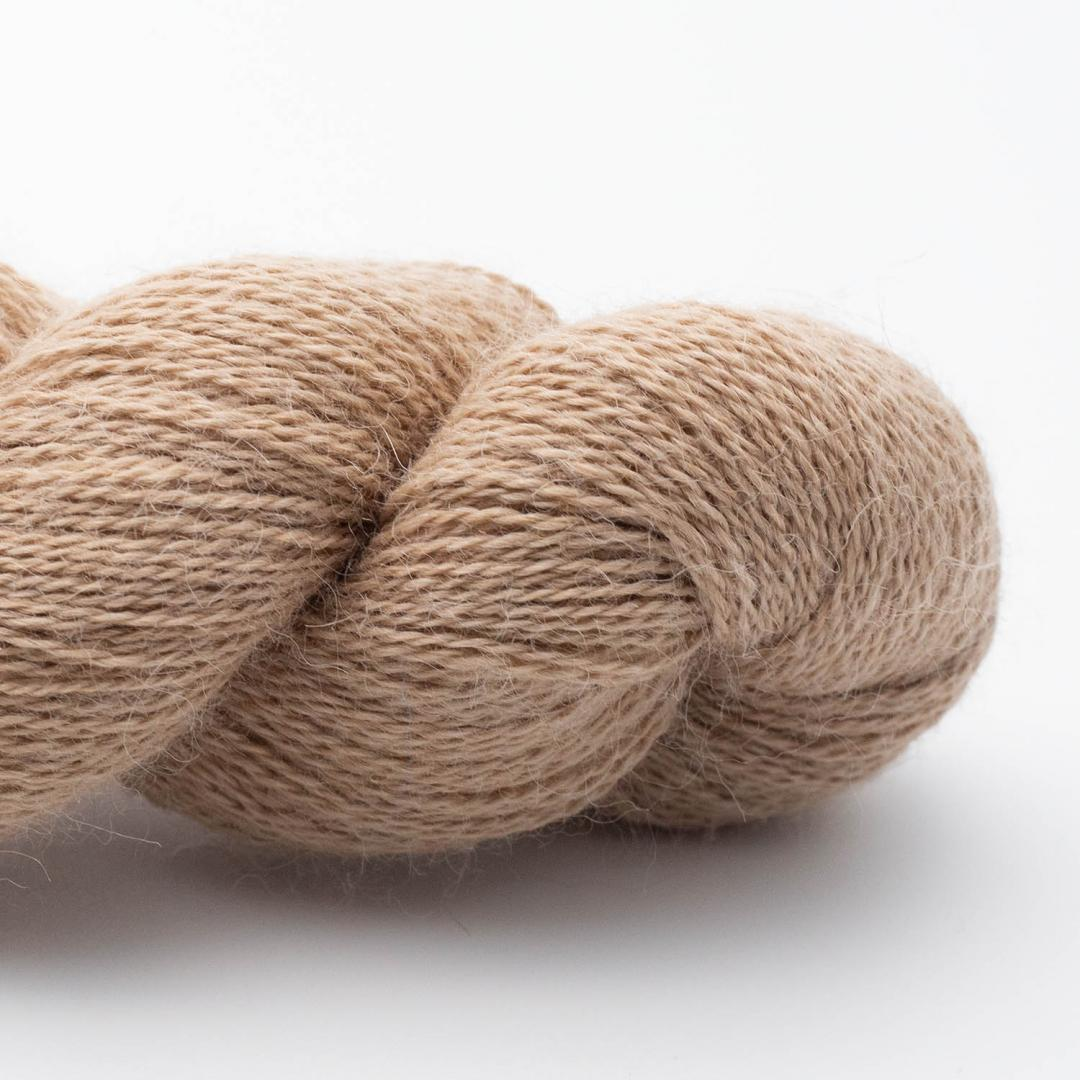 Kremke Soul Wool baby alpaga Lace Camel
