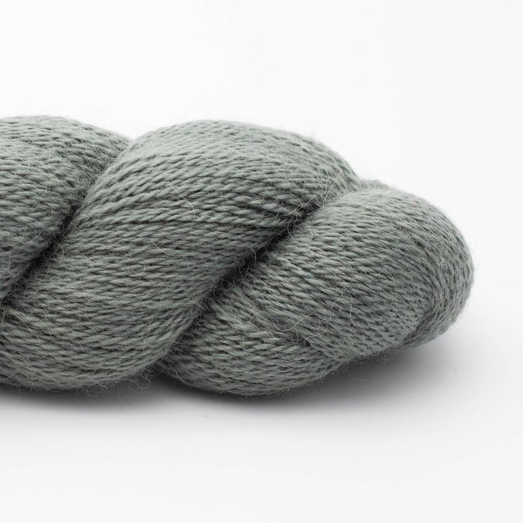 Kremke Soul Wool baby alpaga Lace Pale Green