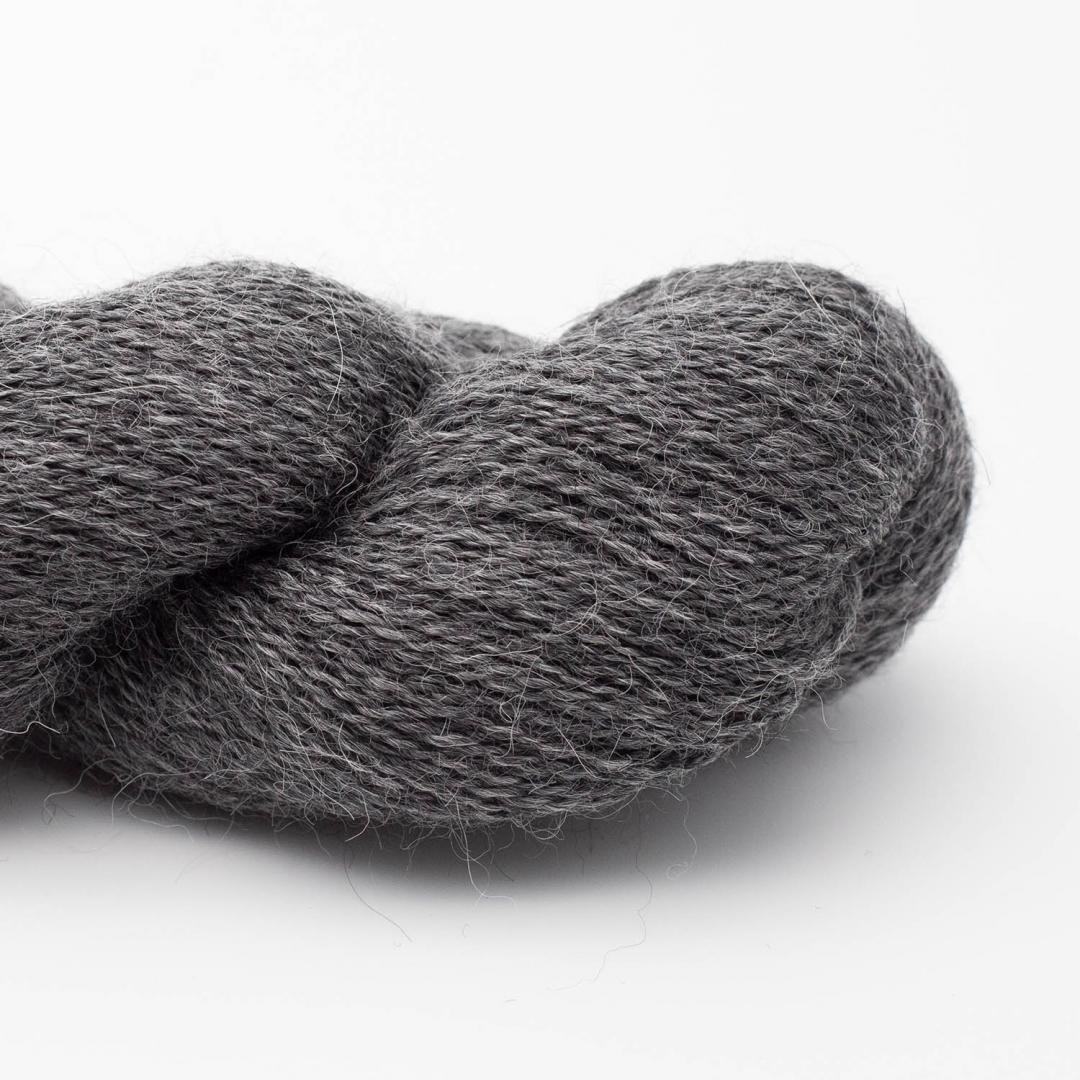 Kremke Soul Wool baby alpaga Lace Silver Grey