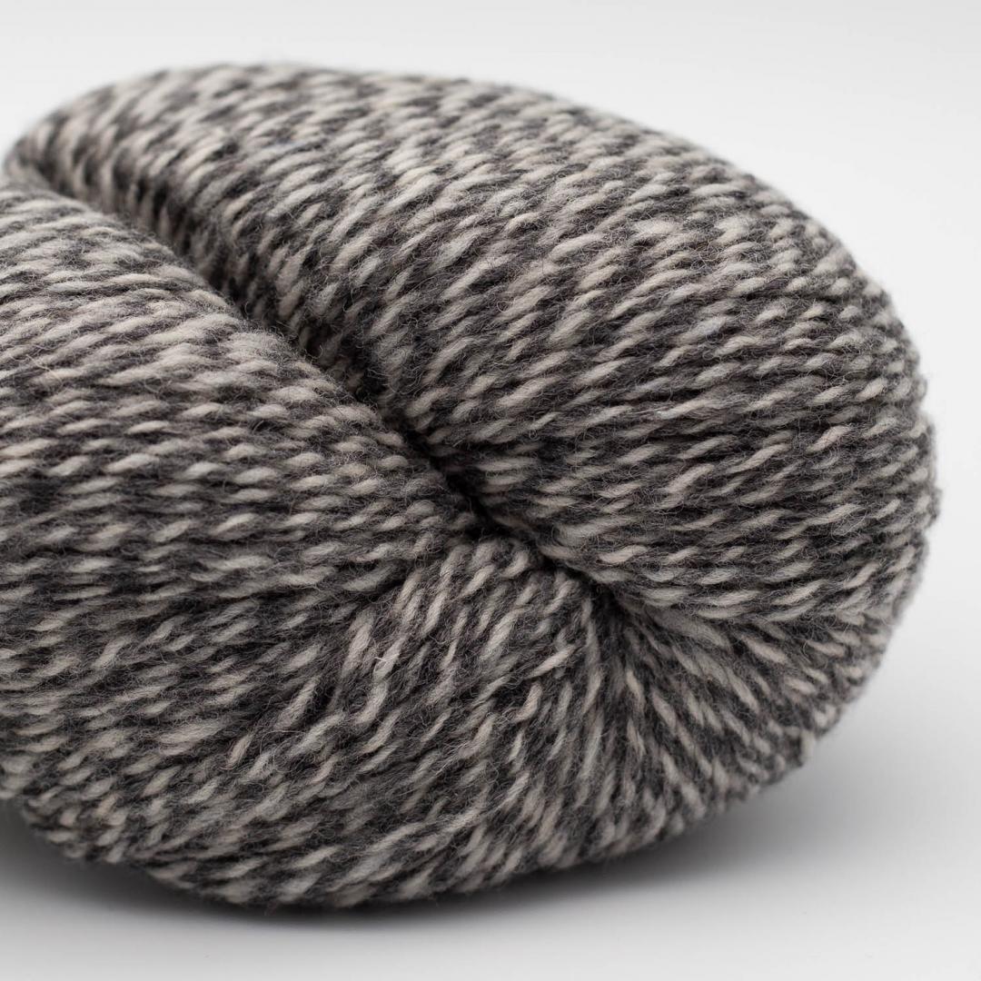 BC Garn Semilla Pura GOTS Medium Grey Marled