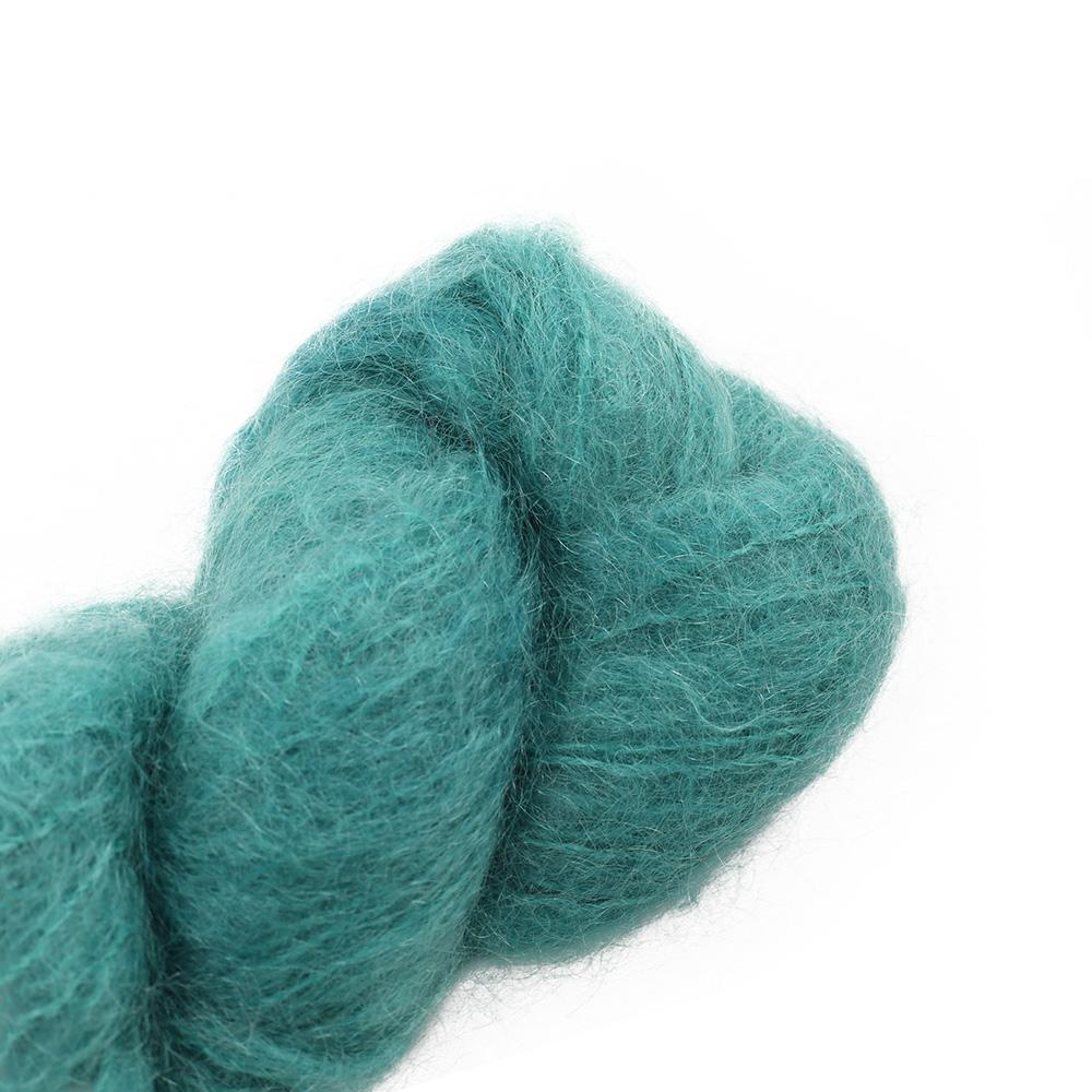 Cowgirl Blues Fluffy Mohair Unie 100g 41-Camps Bay