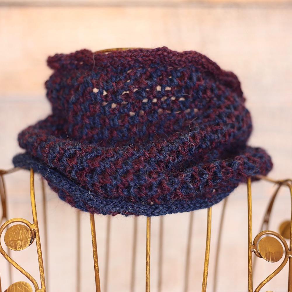 Kremke Soul Wool Baby Alpaka  Blueberry