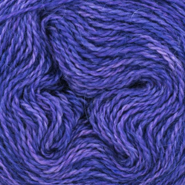 Cowgirl Blues Aran single uni (100g) Blueberry