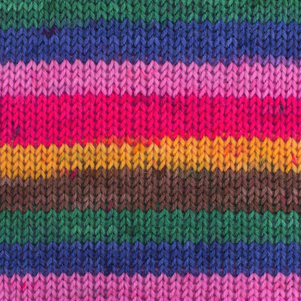 Kremke Soul Wool Edelweiss 50 Confetti stripes