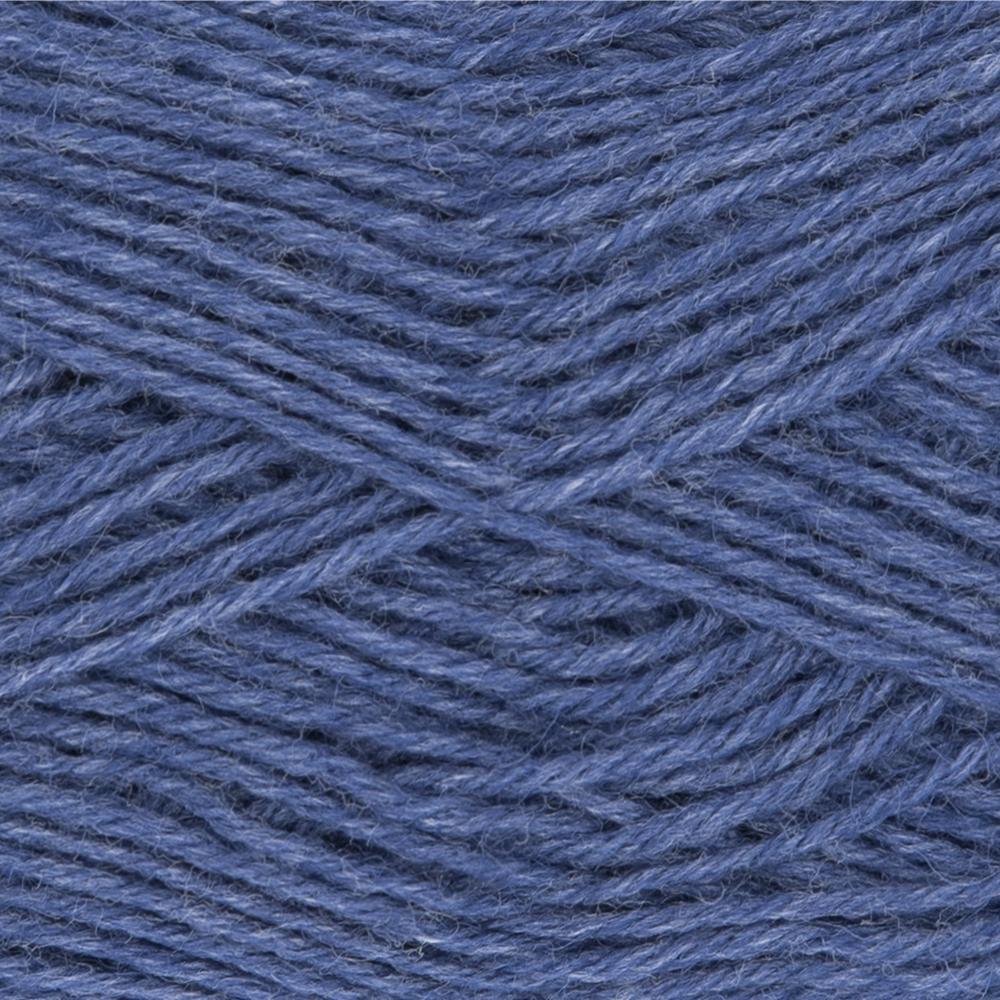 Kremke Soul Wool Edelweiss 50 Jeans solid