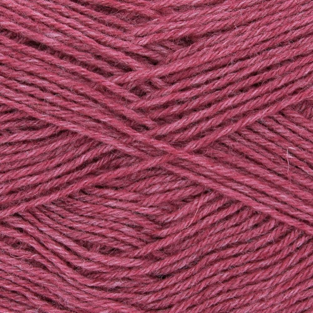 Kremke Soul Wool Edelweiss 50 Erica solid