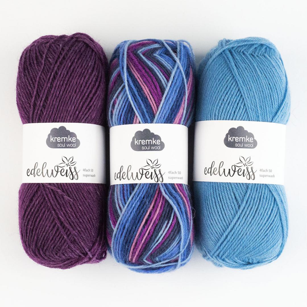 Kremke Soul Wool Edelweiss 50