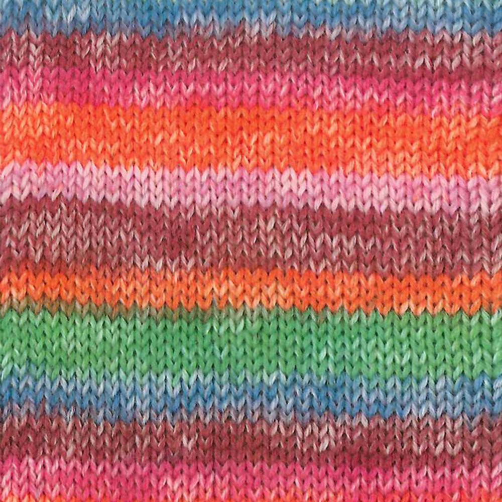 Kremke Soul Wool Edelweiss 4ply 100 Klatschmohn