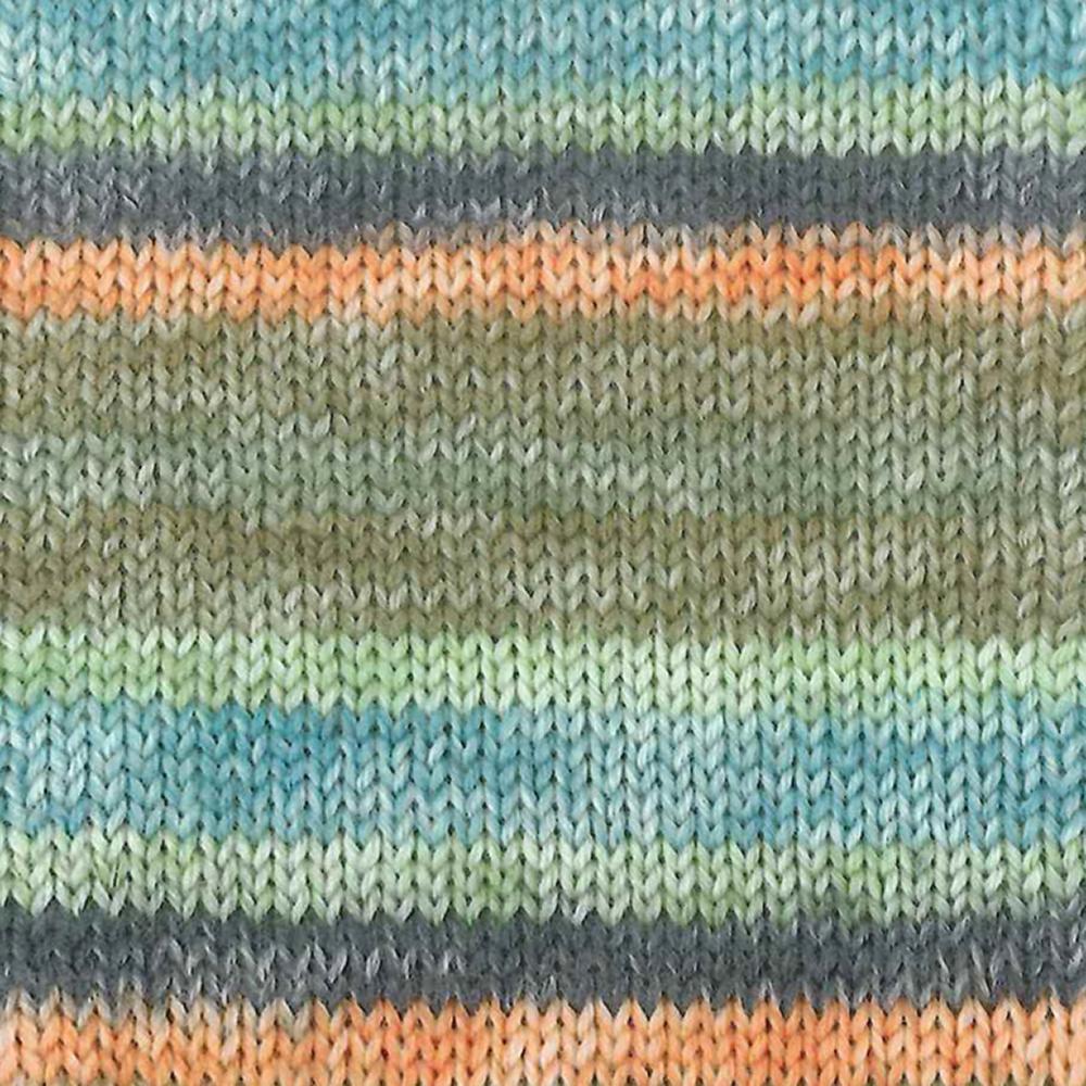 Kremke Soul Wool Edelweiss 4ply 100 Uferstreifen