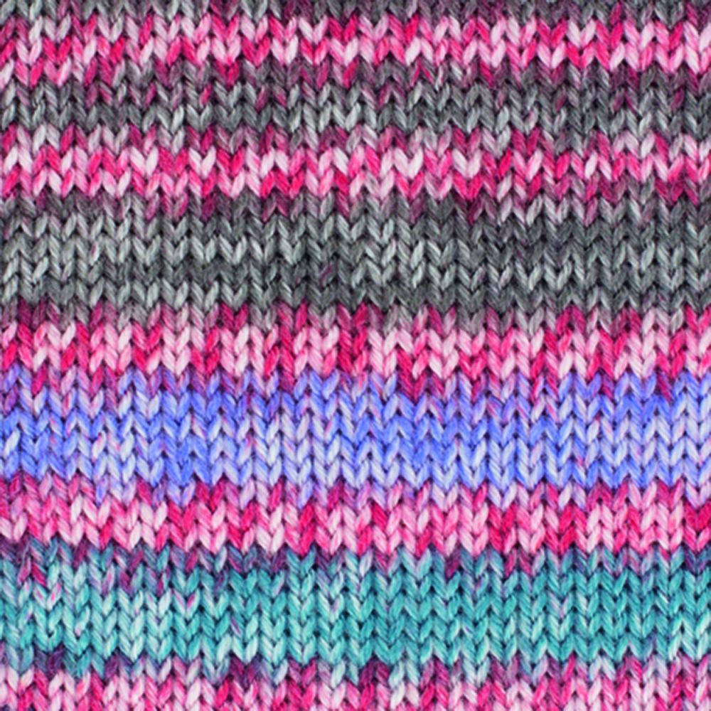Kremke Soul Wool Edelweiss Cashmere 50 Cherry brown colorful