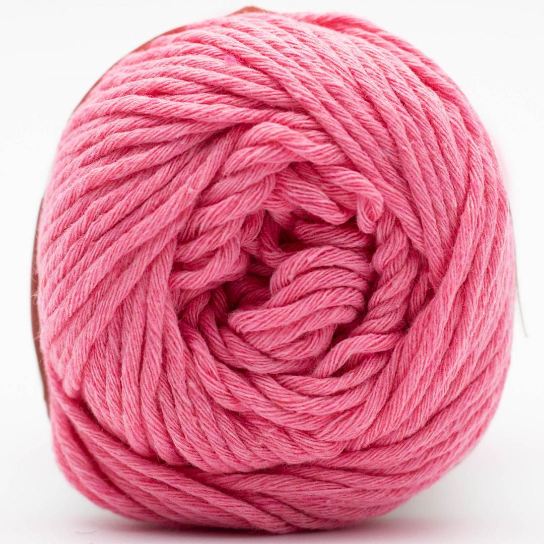 Kremke Soul Wool Karma Cotton, coton recyclé Pale Pink
