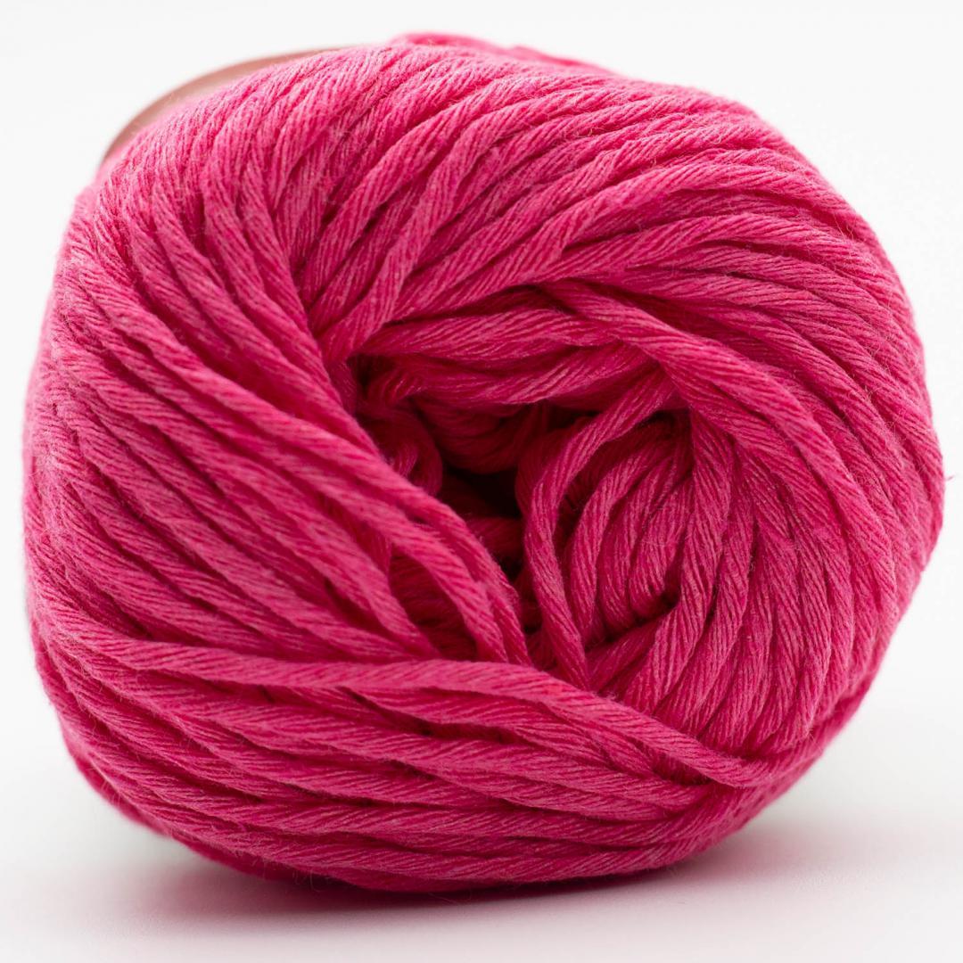 Kremke Soul Wool Karma Cotton, coton recyclé Baby Pink