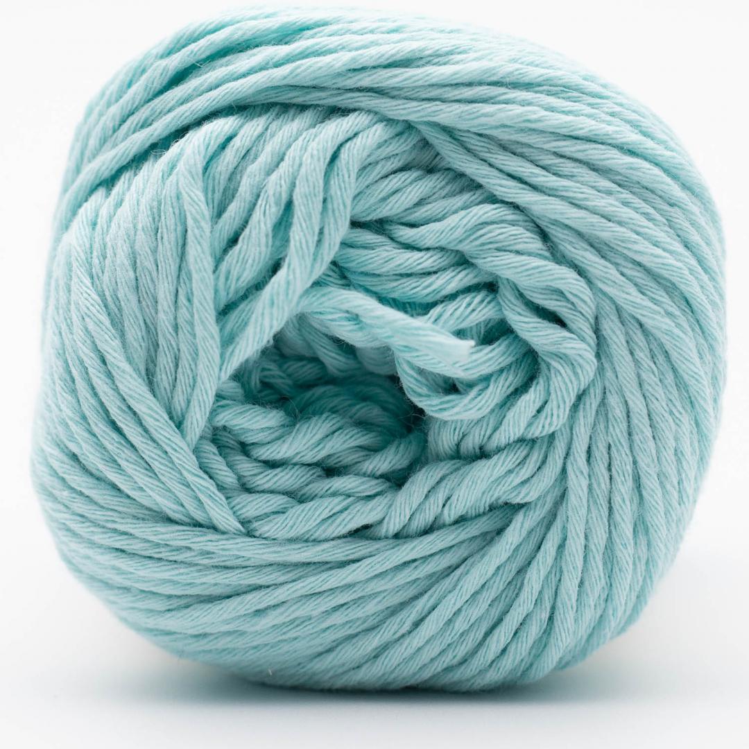 Kremke Soul Wool Karma Cotton, coton recyclé Mint