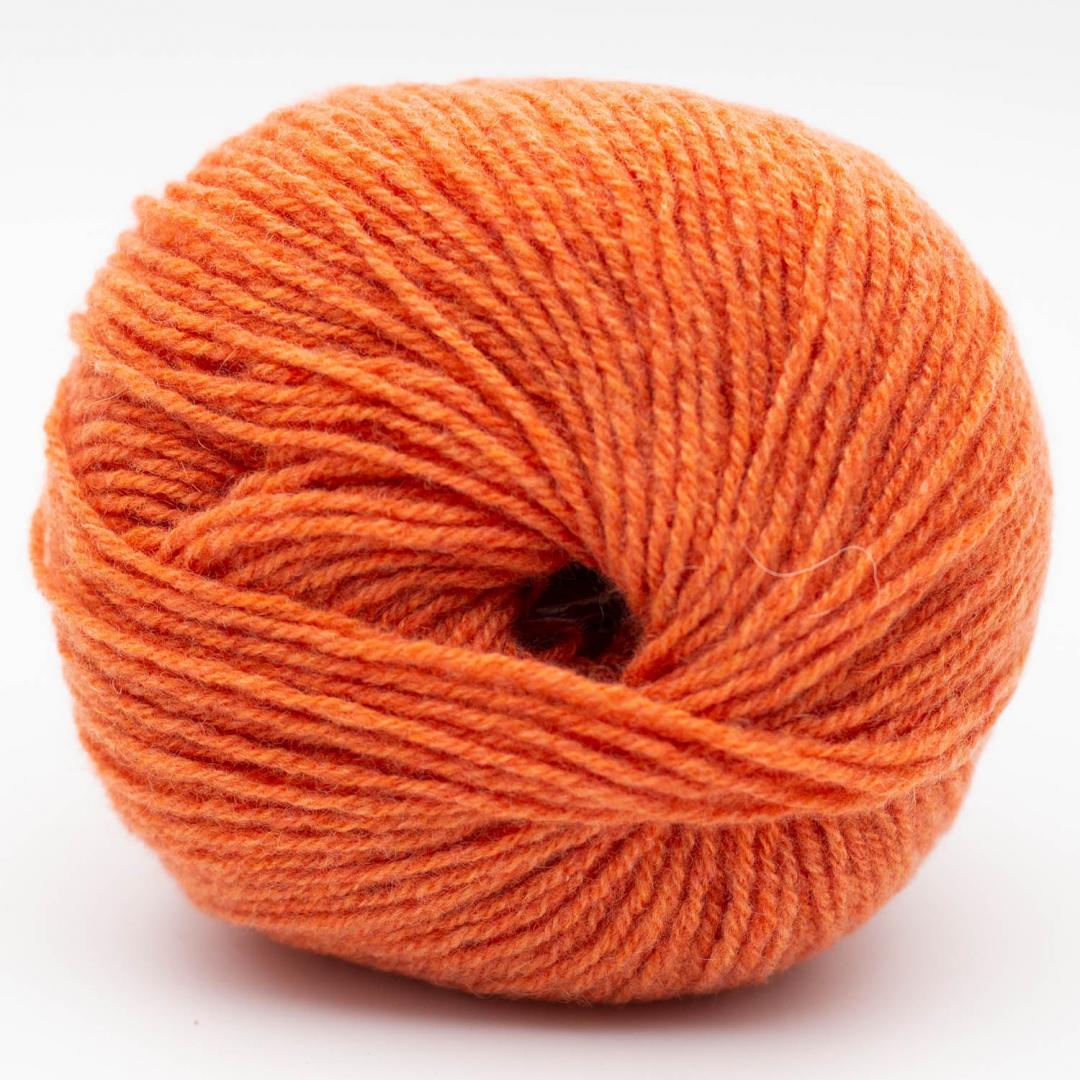Kremke Soul Wool Eco Cashmere fingering 25g Mango