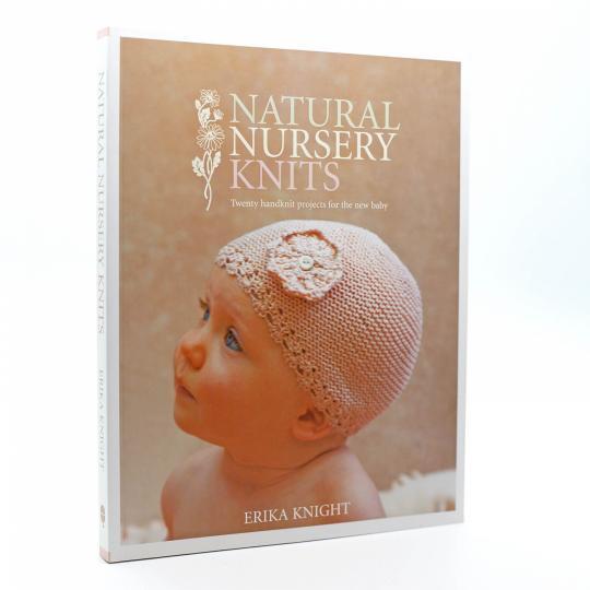 Erika Knight Book Natural Nursery Knits