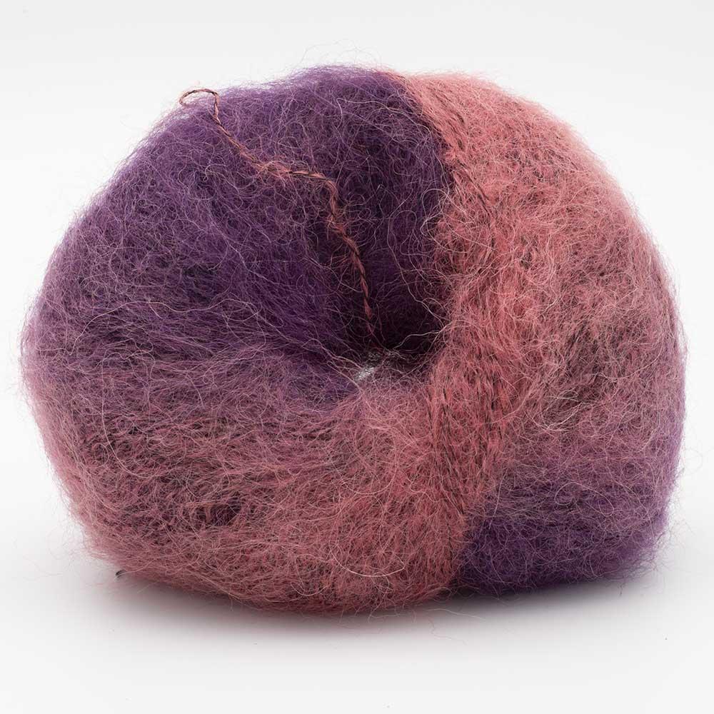 Kremke Soul Wool Baby Silk Fluffy multicolore Rosa