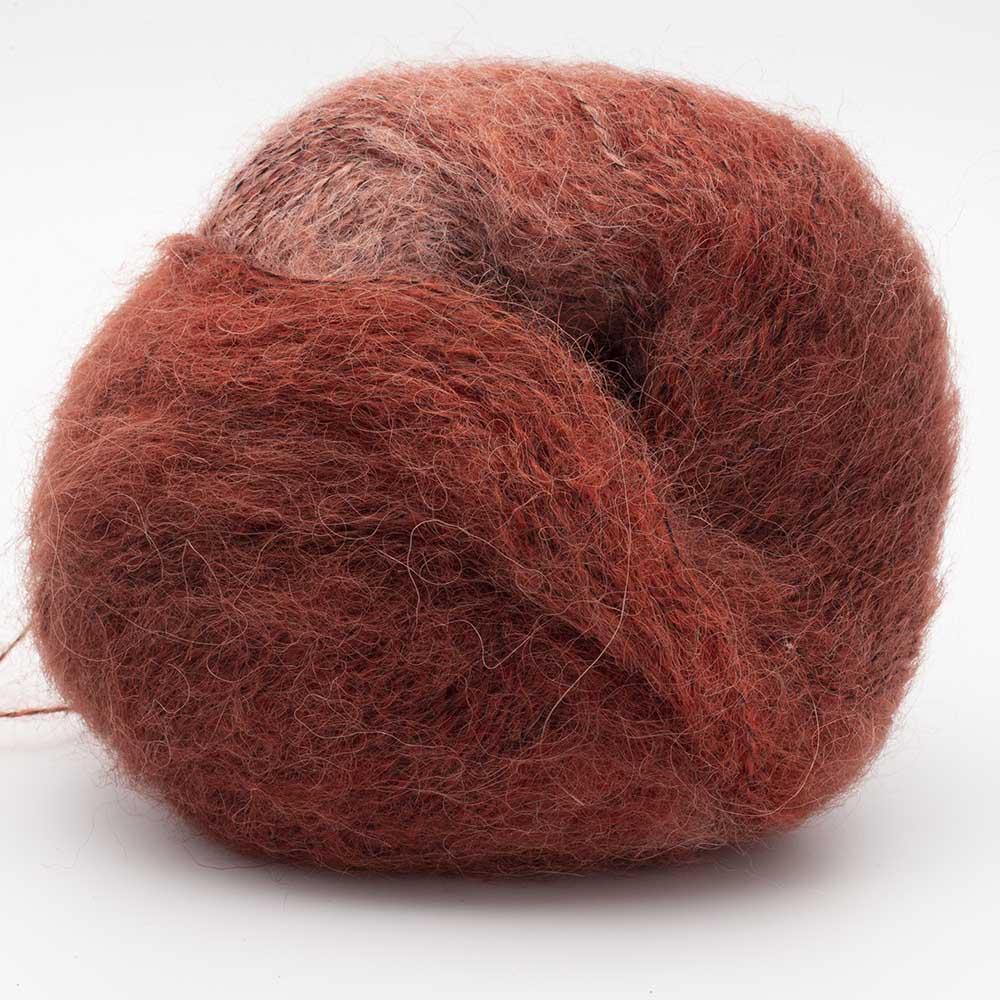 Kremke Soul Wool Baby Silk Fluffy multicolore Dunkelrot Partie 0