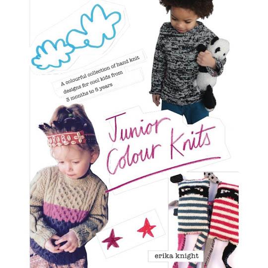 Erika Knight Junior Color Knits