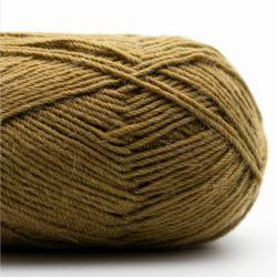 Kremke Soul Wool Edelweiss Alpaka 4-ply 25g Olivenpaste