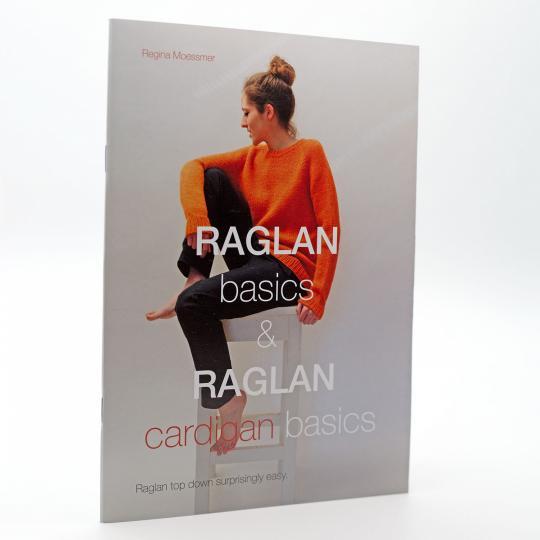 BC Garn Look book Raglan Basics