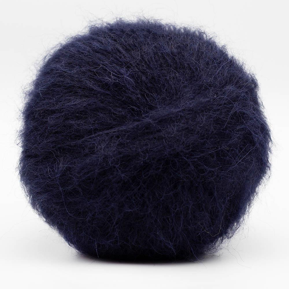 Kremke Soul Wool Baby Silk Fluffy uni Midnight Blue