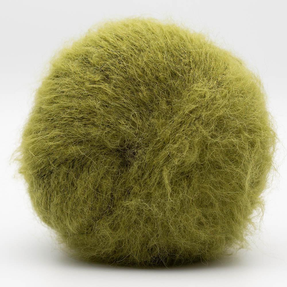 Kremke Soul Wool Baby Silk Fluffy uni Olive