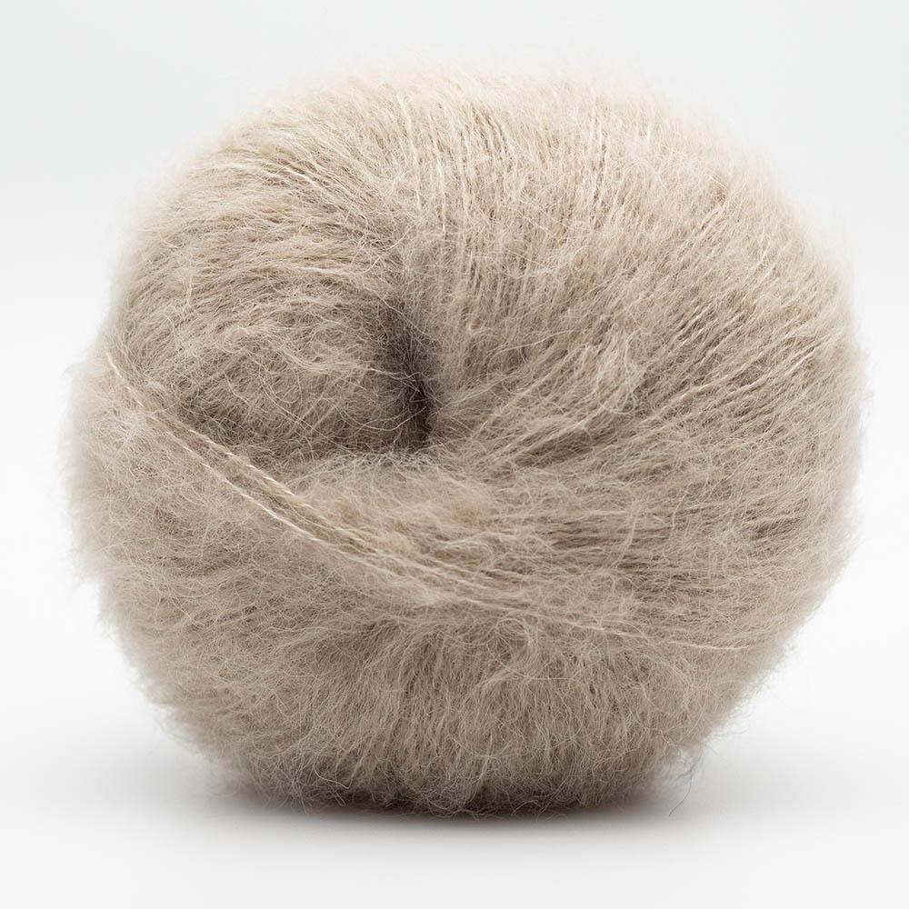 Kremke Soul Wool Baby Silk Fluffy uni Light beige