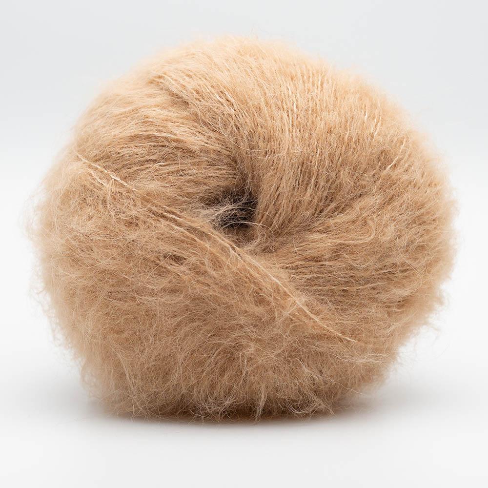 Kremke Soul Wool Baby Silk Fluffy uni Toffee