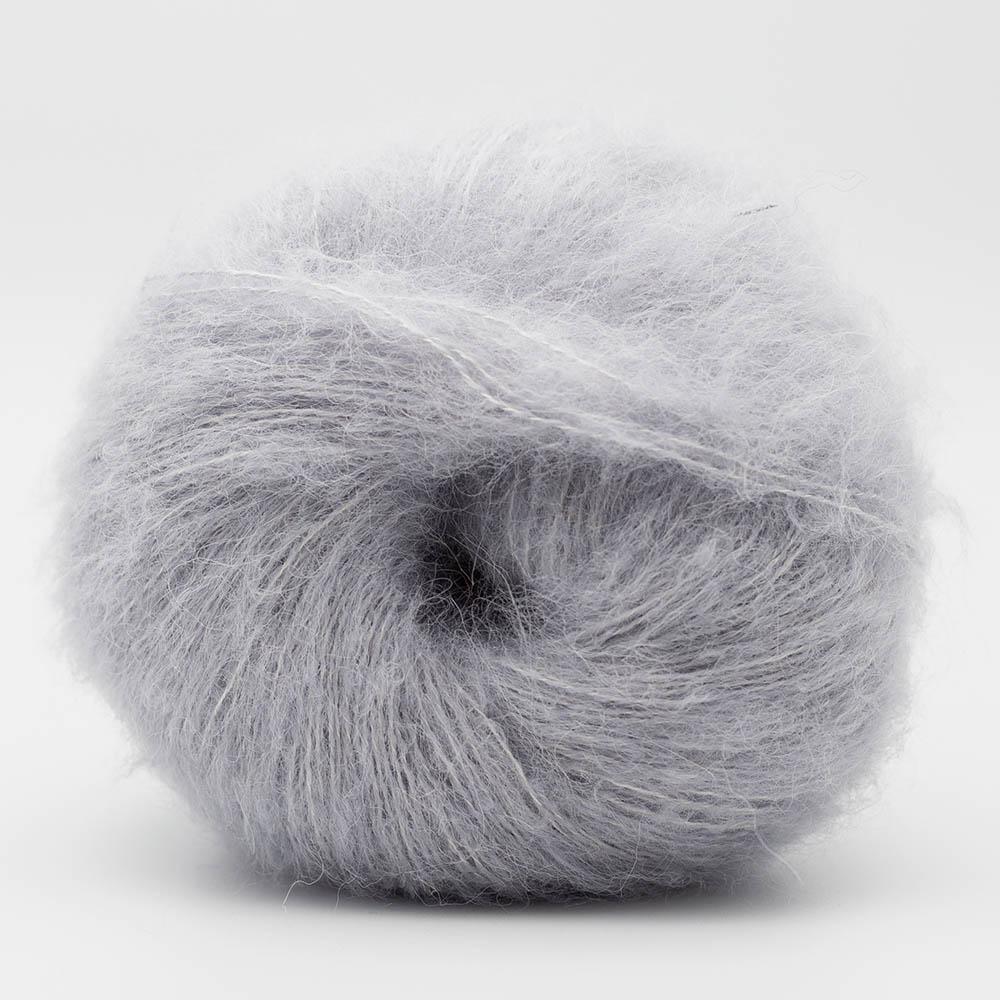 Kremke Soul Wool Baby Silk Fluffy uni Pale Grey