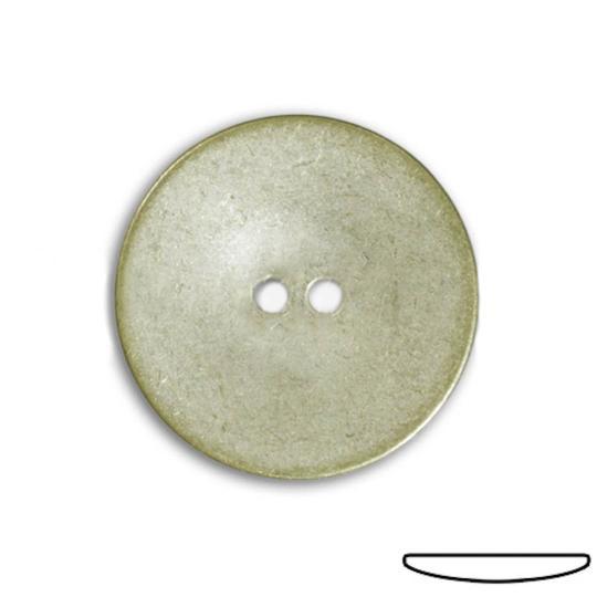 Jim Knopf Bouton métal extra plat dans différentes tailles