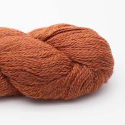 BC Garn Baby Alpaca 10/2 25g NEW Rusty Melange
